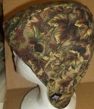 Leaves 100% cotton, Welding, Biker, pipe-fitter,4 panel hat