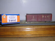 """FOX VALLEY  Baltimore & Ohio """"Capitol Dome"""" R.R.Box Car #381243 Weathered 1/87"""
