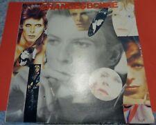 David Bowie Changes Sound - Vision Vinyl LP Double Album