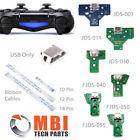 PS4 Controller Charging Port Socket Micro USB Circuit Board Ribbon Cable Flex