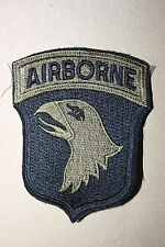 US AMERICAN 101ST AIRBORNE DIV DIVISION SCREAMING EAGLES CLOTH PATCH VIETNAM