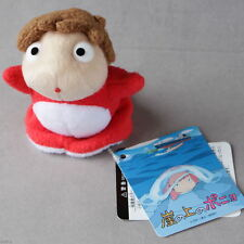 Ponyo on The Cliff Soft Vibration Plush S-size