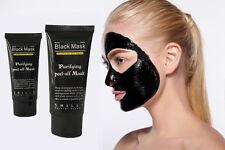 2x Black Mask | Schwarze Maske gg. Mitesser | Black Head Maske | Versand aus D