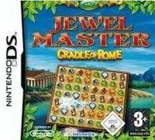 Nintendo DS 3ds JEWEL Master Cradle Of Rome * tedesco come nuovo