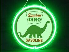 Sinclair Garage Service Parts Hub Bar Shop Advertising Neon Sign