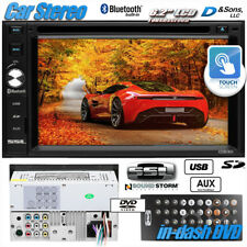 "NEW SSL 6.2"" Touchscreen In-Dash Bluetooth DVD/CD/MP3 Car Stereo Radio w/USB/SD"