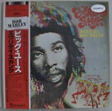 Best Of Big Youth Everyday Skank Japan LP 1980 Promo Trio PA-23011 Insert Obi