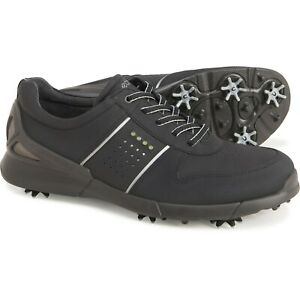 ECCO Made in Portugal Base One Golf Shoes - Leather, Cleats (For Men)