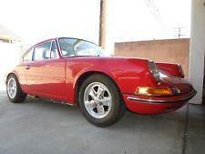 1969 Porsche 3L. 911 Motor. Guter California Zustand. Von Liebhaber.