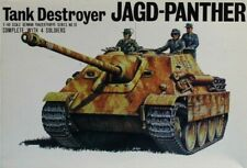 Bandai 1:48 Tank Destroyer Jagd-Panther Plastic Model Kit #058260U