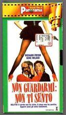 Non guardarmi non ti sento 1989 VHS Gene Wilder Richard Pryor Kevin Spacey nodvd