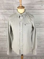 Mens Abercrombie & Fitch Shirt - Medium - Check - Muscle Fit - Great Condition