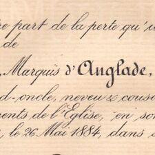Arthur Amanien D'Anglade 1884 Maille De La Tour Landry