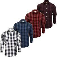 Jack & Jones Mens L/S 'Gingham' Shirt