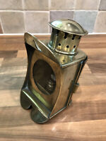 Brass Ships Binnacle Lamp Vintage Light Nautical Maritime Marine Boat
