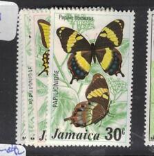 Jamaica Butterfly SC 398-401 MNH (7dpn)