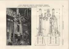 1927 Schneider Urbanek Drop Forge Hammer Details