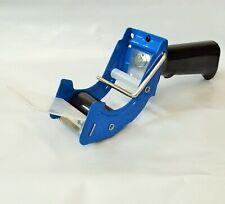 2 Inch Tape Gun Dispenser Packing Packaging Sealing Cutter Blue