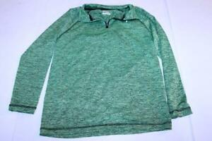 Youth Boys Old Navy Active XL(14/16) L/S 1/4 Zip Shirt