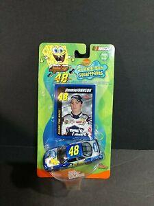 Jimmie Johnson #48 Spongebob Squarepants 2003 Monte Carlo 1:64 Lowe's Racing