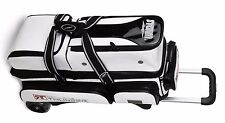 Storm Rolling Thunder Signature 3 Ball Bowling Roller Bag Color White/Black