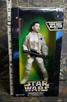Vtg Star Wars Princess Leia In Hoth Gear Action Figure CV