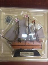 Descubierta 1789 Barco Velero de madera Agostini nautica marinero
