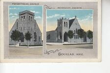 2 View Presbyterian & Methodist Churches Douglas  AZ