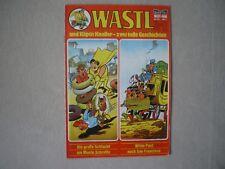 Wastl Band Nr. 173  Bastei Verlag letztes Heft der Serie