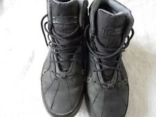 CLARKS BLACK GORTEX BOOTS