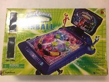 Power Rangers Time Force Electronic Pinball RadioShack 2001