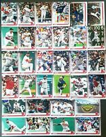 BOSTON RED SOX 2019 Topps Complete (Series 1 & 2) Team Set (32ct) WHOLESALE LOT