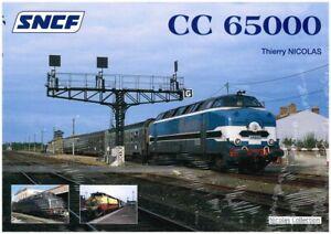 NicolasCollection 978-2-930748-42-9T Buch SNCFCC 65000 FR Neu+OVP