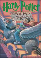 Harry Potter Photo Quality Magnet: The Prisoner of Azkaban Cover Reproduction