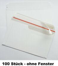 BUSTE scrisse lettera DIN lungo 110 x 220mm autoadesivo con finestra