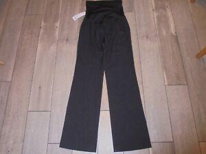 NWT Liz Lange Maternity black secret fit pants size XS $34.99