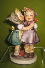 """Telling Her Secret"" Goebel, M I Hummel Figurine #196/1 Tm5"