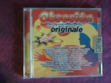 COMPILATION- OBSESION (18 TRACKS, 2003, BMG). CD.