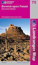 Berwick-upon-Tweed (Landranger Maps), Ordnance Survey, Used; Good Book