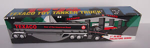 Texaco Toy Tanker Truck Star of the American Road 1994 Edition