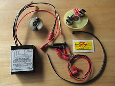 KIT52 BSA A7 A10 A50 A65 TRIUMPH T100 T110 T120 T140 TWIN BOYER IGNITION KIT ***