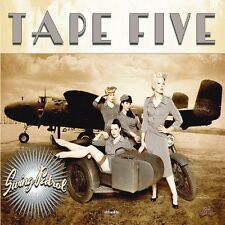 Swing Patrol by Tape Five (CD, Oct-2012, ChinChin Records)