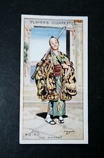 The Mikado  Gilbert and Sullivan  Ko-Ko  1920's Vintage Card
