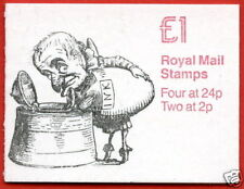 Fh24 Punch 2 £1 Folded Booklet