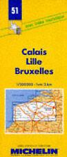 Good, Calais-Lille-Bruxelles (Michelin Maps), Michelin Travel Publications, Book