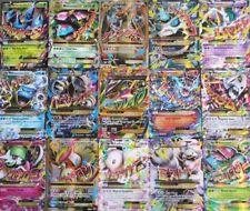 Pokemon Cards 1 Mega EX+4 EX(no duplicates)Mega Charizard? Mewtwo? Groudon?