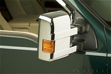 Door Mirror Cover-Chrome Putco 400123