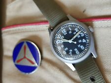 Hamilton Militär Flieger Armbanduhr, Vintage, GG-W-113