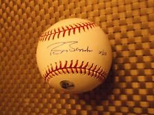 Barry Bonds Signed Autographed Baseball 4 Time MVP With Display Case & COA