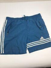 ADIDAS Vintage 1990s Polyester Swimming Sports Swim Shorts | Sz Large